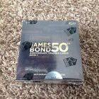 James Bond 50th Anniversary Sealed Box, Autos, Archives Set Extras And More!!