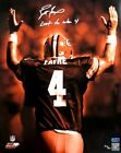 Brett Favre Autographed Signed Green Bay Packers 16x20 Photo