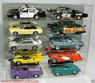 Model 1 18 Diecast Display Case 10car Muscle ss