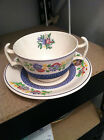 SPODE CUP AND SAUCER- MADE IN ENGLAND BELIVED TO BE VINTAGE 1891 OR AFTER