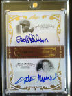 2011 Leaf Legends Of Sports Bob Gibson and Stan Musial Dual Auto Autograph #1 5$
