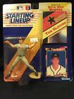 1992 Tom Glavine Starting Lineup Special Series Figure W/Poster