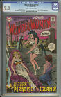 WONDER WOMAN #183 CGC 9.0 CR OW PAGES MIKE SEKOWSKY & DICK GIORDANO COVER