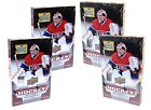 2013-14 Upper Deck Series 1 hockey cards lot of 4 Hobby Boxes 768 Cards