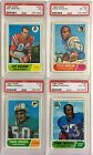 1968 Topps Football Cards 30