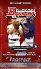 2013 Bowman Baseball Factory Sealed Hobby Box