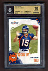 2010 Score Tim Tebow RC - BGS 10 Pristine Condition