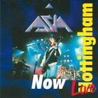 Asia : Asia Now: Live in Nottingham 1990 CD (1997) NEW SEALED