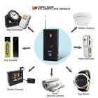 Anti Spy Detector Hidden Camera GSM Audio Bug Finder GPS Signal  Lens RF Tracker