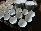 Elegant Vintage Sango Huge Set 150 pc's Francine Pattern Porcelain Dinnerware