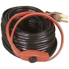 Easy Heat 130 30 Foot Water Pipe Freeze Protection Heating Cable Heat Tape Kit