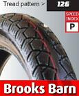 Hyosung Cruise II 125 2001- Pattern FT126 (90/90H-18) Front Tyre