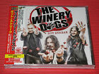 THE WINERY DOGS HOT STREAK with Bonus Track  JAPAN HQ CD Richie Kotzen Mr. Big