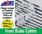 FRONT BRAKE CABLE HONDA CD185T Benly CD200T Benly (78 79 80 81 82) Made in Japan