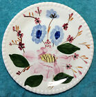 VINTAGE BLUE RIDGE POTTERY/SOUTHERN POTTERIES - PEONY BOUQUET - LUNCH PLATE(s)