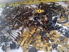 HUGE LOT OF VINTAGE / ANTIQUE CLOCK  PARTS FOR REPAIRS AND REPLACEMENT #2
