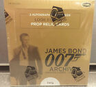 James Bond 007 Archives 2014 Trading Card BOX FACTORY SEALED - Free Shipping