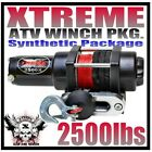 2500LB VENOM UTV WINCH 2014-2016  POLARIS ACE 325/570/900 ACE