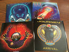 JOURNEY Escape & Frontiers & Arrival & Infinity CDs     FREE SHIPPING!!!