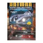 Batman Car BatMobile THE MOVIE 1989 Modellino Film DIE CAST 1:43 MODEL +fas.