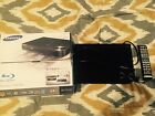 Samsung BD-F5700 Blu-Ray Player With Box, Double Sided HDMI 2 Movies Included