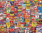White Mountain Puzzles Wacky Packages - 1000 Piece Jigsaw Puzzle