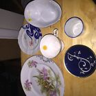 Wholesale Lot of 6 piece bone fine china
