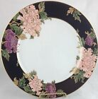 Fitz & Floyd china CLOISONNE PEONY dinner plate ( 7 available ) FREE SHIPPING