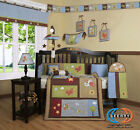 Baby Boy Aviator Airplane 13 Piece Nursery CRIB BEDDING SET Discount Sales