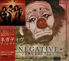 NEGATIVE Anorectic +2 FIRST JAPAN CD OBI VICP-63551 Flinch Bloodpit