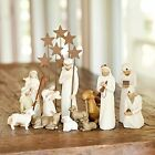 14 Pc Demdaco Willow Tree Nativity Package FREE SHIPPING