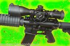 UTG 4 16X44 Compact Rifle Scope Leapers 36 Color Reticle with Free SWAT Wheel