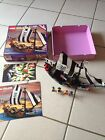 LEGO Pirates! Renegade Runner. Set # 6268 Pirate Ship 100% Complete