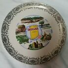 NICE VINTAGE ANTIQUE PLATE LOT $9.99 #0039~ INDIANA COLLECTOR PLATE
