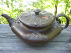 VERY RARE ANTIQUE EARTHENWARE ALADDIN'S LAMP TEAPOT EARLY 19th CENTURY