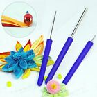 3pcs Set Paper Quilled Creations Quilling Needle Slotted Tools DIY Handcraft New