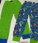 ~ TOY STORY ~ Pj Pants (set of 2) Toy Story Sleep Pants **size 6 Boys