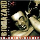 Biohazard : No Holds Barred: Live CD Highly Rated eBay Seller Great Prices