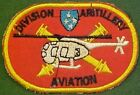 Theater 23rd Americal Division Artillery Aviation Patch