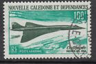 AIRCRAFT1969 NEW CALEDONIA Concorde First Flight SG466 fine used