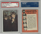 1964 Topps, Beatles Color, #58 Ringo and Paul, PSA 7 NM