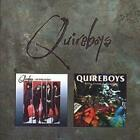 The Quireboys : A Bit Of What You Fancy/Bitter Sweet & Twisted CD (1997)