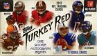 2012 Topps Turkey Red Football Box. Factory Sealed LUCK WILSON GRIFFIN RC(J-1-3)