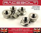 Yamaha TRX850 Rear Sprocket Nut Kit - Racebolt Stainless Steel