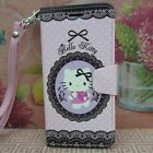 Hello Kitty HL Cute Wallet Flip Cover Case for Apple iPhone 6S 47