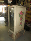 Antique Combination Medical Cabinet Early 1900's