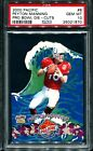 PSA 10 PEYTON MANNING 2000 PACIFIC PRO BOWL DIE-CUTS pop 1 # 6 COLTS BRONCOS