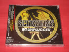 2013 SCORPIONS MTV UNPLUGGED IN ATHENS 5 NEW SONGS  JAPAN 2 CD SET