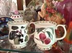 2 QUEENS HOOKERS FRUIT CUPS BY THE ROYAL HORTICULTURAL SOCIETY