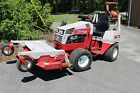 Ventrac 4100 tractor 4x4 articulating commercial mower leaf blower gas steiner